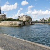 Photos of Paris: today is Notre Dame