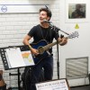 Paris Pictures : Youri the musician from Saint-Michel