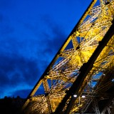 Paris Pictures – structure of the Eiffel Tower